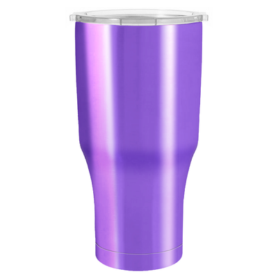 H2Go Purple Translucent 28 oz Summit Tumbler