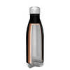 h2go Black Gloss 17 oz Force Water Bottle