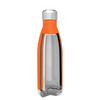 h2go Bright Orange 17 oz Force Water Bottle