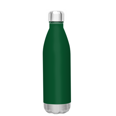 h2go Green Gloss 17 oz Force Water Bottle