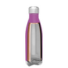 h2go Light Violet 17 oz Force Water Bottle