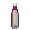 h2go Plum Wine 17 oz Force Water Bottle