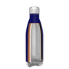 h2go Ultramarine Blue 17 oz Force Water Bottle