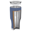 H2Go Periwinkle Grey 28 oz Summit Tumbler