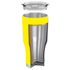 H2Go Yellow 28 oz Summit Tumbler