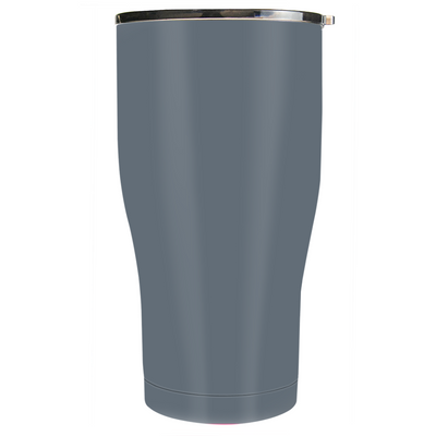 Hogg Squirrel Grey 30 oz Curve Modern Tumbler