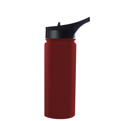 Hogg Maroon 18 oz HydroSport Bottle