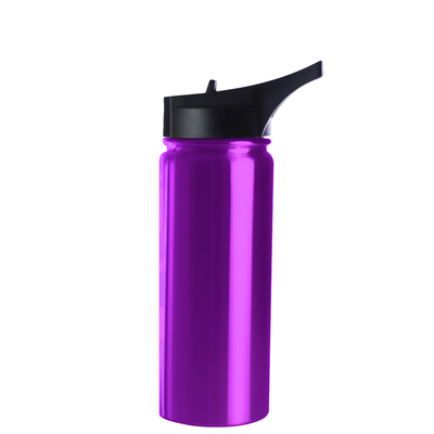 Hogg Violet Translucent 18 oz HydroSport Bottle