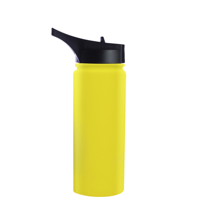 Hogg Yellow 18 oz HydroSport Bottle