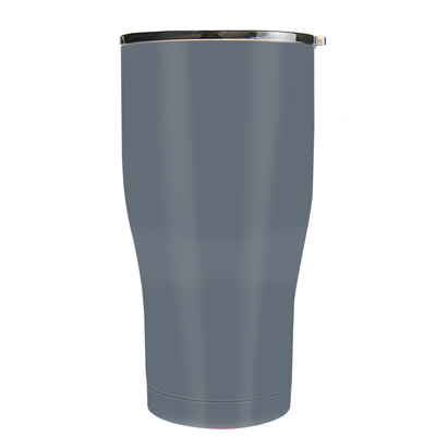 Hogg Squirrel Grey 20 oz Curve Modern Tumbler