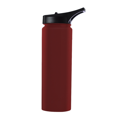 Hogg Maroon 25 oz HydroSport Bottle