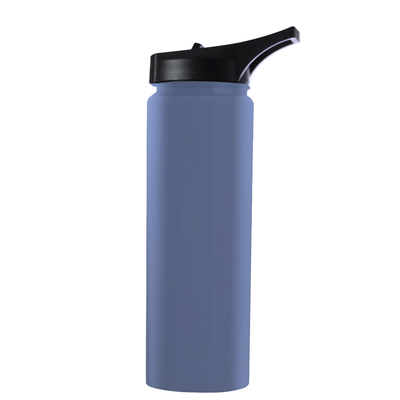 Hogg Periwinkle Grey 25 oz HydroSport Bottle