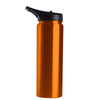 Hogg Orange Translucent 25 oz HydroSport Bottle