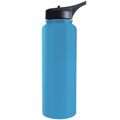 Hogg Baby Blue 40 oz HydroSport Bottle