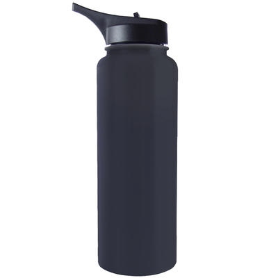 Hogg Blue Grey 40 oz HydroSport Bottle