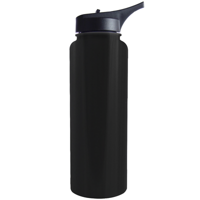 Hogg Black Gloss 40 oz HydroSport Bottle