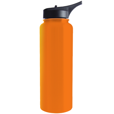 Hogg Bright Orange 40 oz HydroSport Bottle