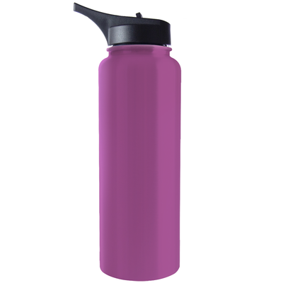 Hogg Light Violet 40 oz HydroSport Bottle
