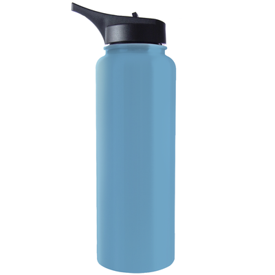 Hogg Pastel Blue 40 oz HydroSport Bottle