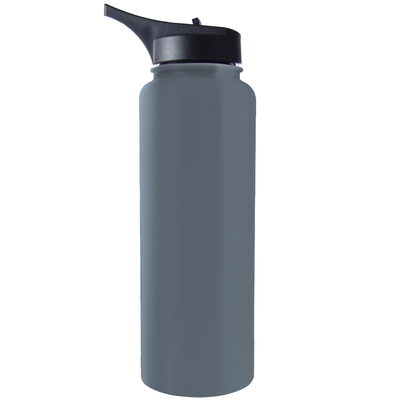 Hogg Squirrel Grey 40 oz HydroSport Bottle