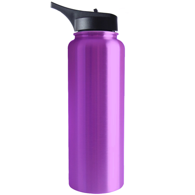 Hogg Violet Translucent 40 oz HydroSport Bottle