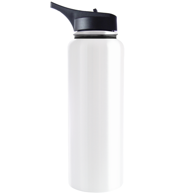 Hogg White 40 oz HydroSport Bottle