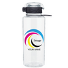 Clear 28 oz Water Bottle