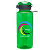 Green 28 oz Water Bottle