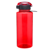 Red 28 oz Water Bottle