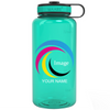 Mint 34 oz Wide Water Bottle