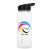 Clear 24 oz Sports Bottle