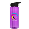 Purple 24 oz Sports Bottle