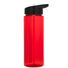 Red 24 oz Sports Bottle