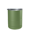 Polar Camel Army Green 10 oz Lowball Tumbler