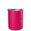 Polar Camel Hot Pink 10 oz Lowball Tumbler