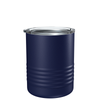 Polar Camel Navy Blue 10 oz Lowball Tumbler