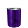 Polar Camel Purple Translucent 10 oz Lowball Tumbler
