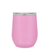 Polar Camel Pretty Pink 12 oz Wine Tumbler
