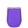 Polar Camel Purple 12 oz Wine Tumbler