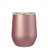 Polar Camel Rose Gold 12 oz Wine Tumbler