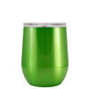 Polar Camel Green Translucent 12 oz Wine Tumbler