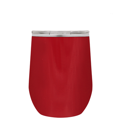 Polar Camel Vampire Red 12 oz Wine Tumbler