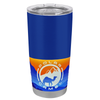 Polar Camel Blue Gloss 20 oz Tumbler