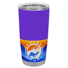 Polar Camel Purple Gloss 20 oz Tumbler