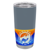 Polar Camel Squirrel Grey 20 oz Tumbler