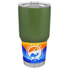 Polar Camel Army Green 30 oz Tumbler