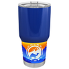 Polar Camel Blue Gloss 30 oz Tumbler