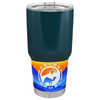 Polar Camel Blue Sea Gloss 30 oz Tumbler