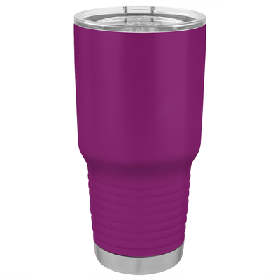 Polar Camel Plum Wine Gloss 30 oz Tumbler