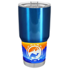 Polar Camel Blue Translucent 30 oz Tumbler